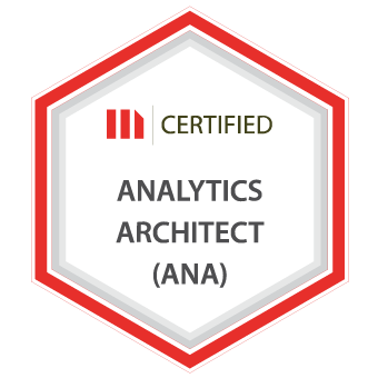 Analytics Architect Certification
