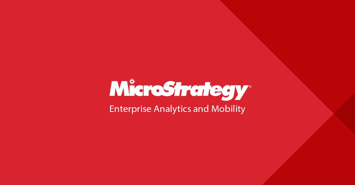 microstrategy.com - Powerful Data Analytics & Visualization Tools