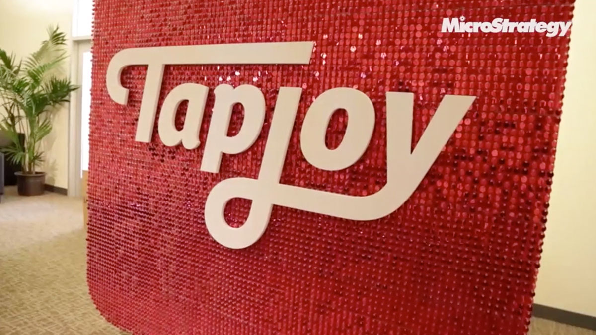 Video - Tapjoy Utilizes MicroStrategy Cloud | MicroStrategy