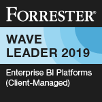 Forrester Leader badge