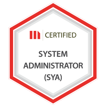 System Administrator Certification