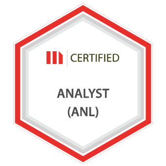 Analyst Certification